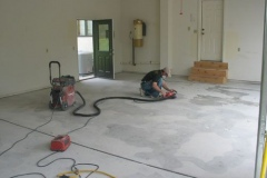 Krentz - While Patching Floor